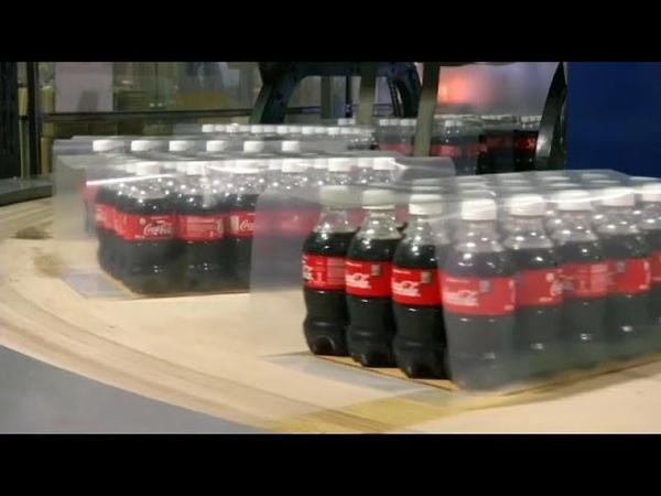 Кока-кола переработает африканский пластик