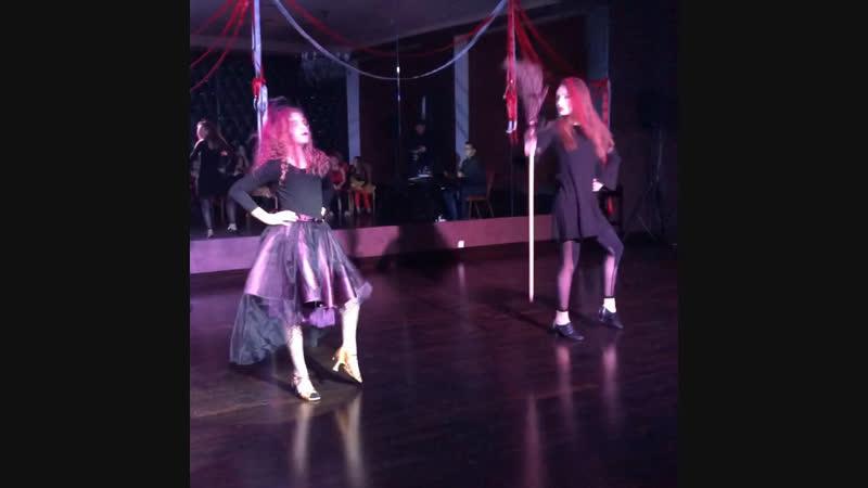 Halloween 🎃 2018 школа танцев Романа Ковгана