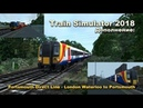 Train Simulator 2018 Portsmouth Direct Line London Waterloo to Portsmouth