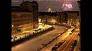 Новогодний фейерверк Санкт-Петербург. Салют 2019 вид с набережной канала Грибоедова