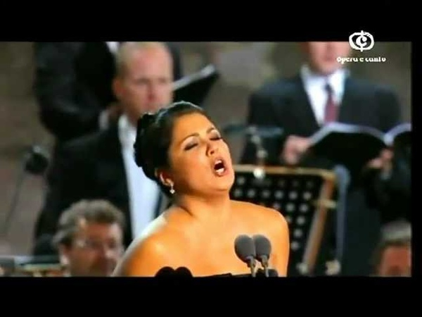 Anna Netrebko: D'amor sull'ali rosee ... Miserere ... Tu vedrai che amore in terra