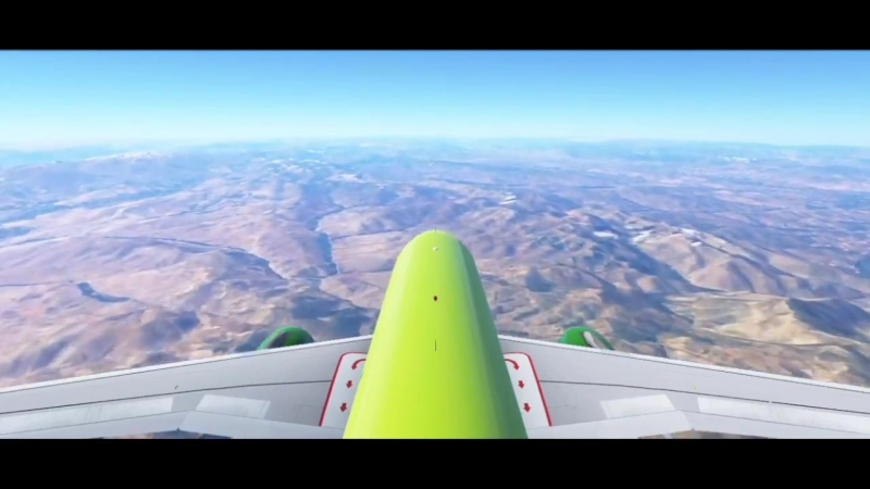 Infinite flight Global- DOM to BUR, Moscow to Burgas.mp4