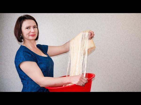 Как стирать нитяные шторы