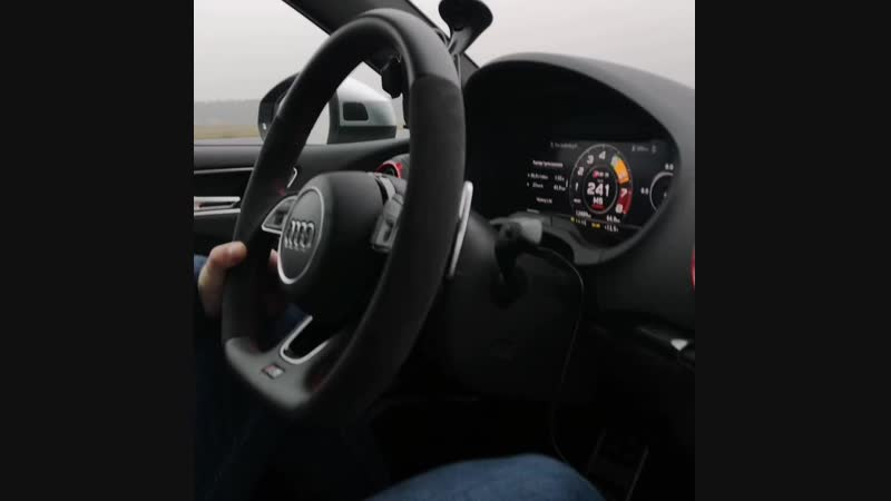 Audi RS3 400km