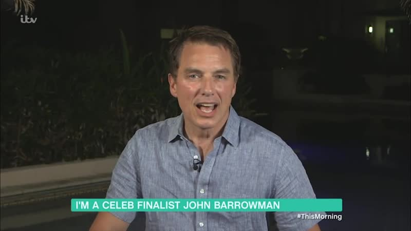 John Barrowman Reveals What He Did the Moment He Left Camp This Morning
