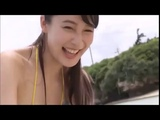 Japanese gravure idol 2018 || jav idol aya kawasaki cosplay || hot bikini girl at beach
