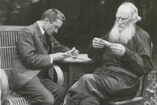 Вот письмо Льва Толстого учителю А.И. Дворянскому от 13 декабря