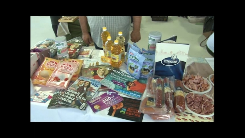 Журнал Телесемь принял участие в гастрономическом фестивале