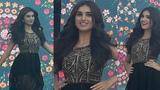 Student Of The Year 2 Actress Tara Sutaria Walks For Designer Ritu Kumar