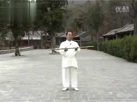 牛郞门秘传棍法 田字鞭分解教学01 萧明魁标清版 Niu Lang Men Mi Chuan Gun Fa Tian Zi Bian Fenjie Jiaoxue