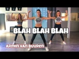 Blah Blah Blah - Armin van Buuren - Combat Fitness Dance Video - Choreography