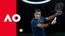 Federer the volley king | Australian Open 2019