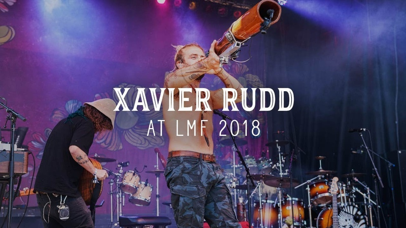 Xavier Rudd at Levitate Music Arts Festival 2018 - Livestream Replay (Entire Set)
