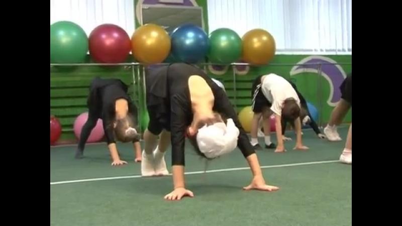 Детская - фитнес зарядка от клуба ОМ