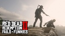 Red Dead Redemption 2 - Fails Funnies 35