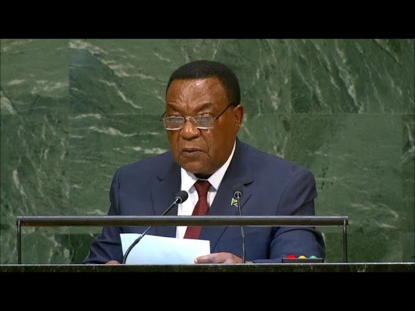 Tanzania - Minister for Foreign Affairs Addresses General Debate, 73rd Session
