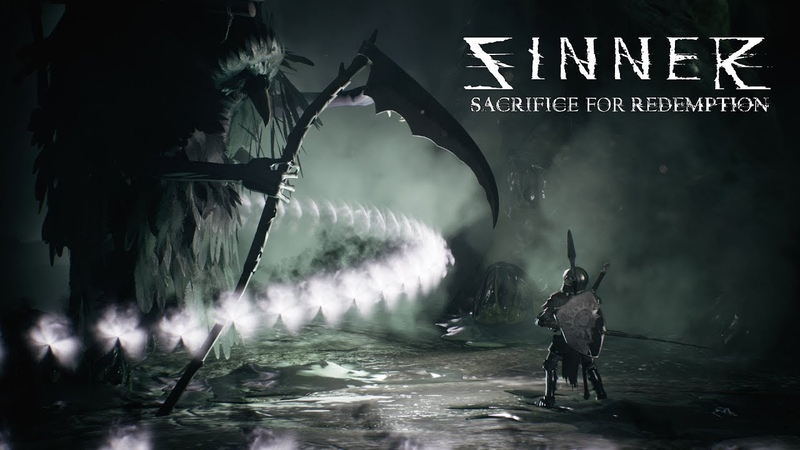 SINNER: Sacrifice for Redemption Launch Date Trailer