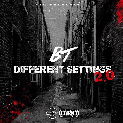 BT альбом Different Settings 2.0