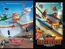 Descarga Aviones: La Saga (2013-2014) 720p Dual Mega