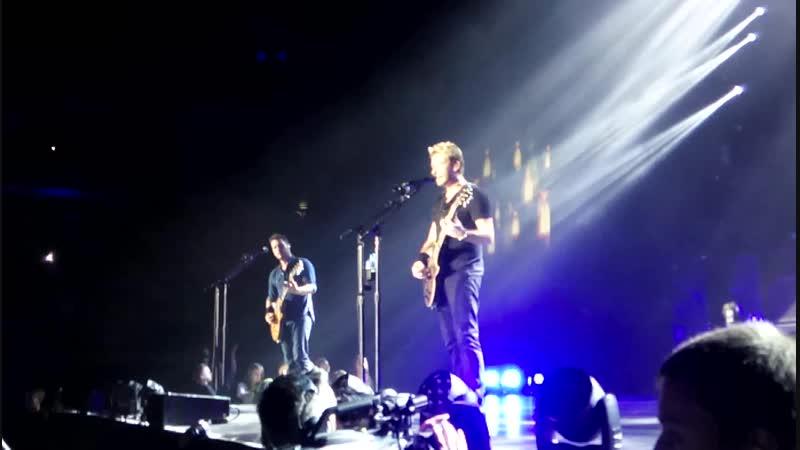 Nickelback kaunas 10.09.2016