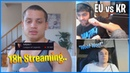 Tyler1 After Streaming for 18 Hours Yassuo Talks about EU and KR LoL Daily Moments Ep 266