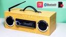 Building Multi function Bluetooth Speaker FM Radio MP3 Player