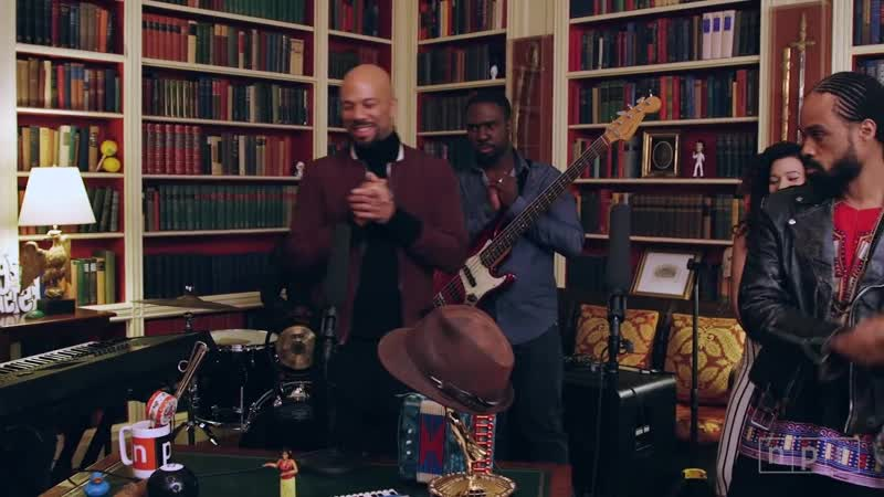 Common At The White House NPR Music Tiny Desk Concert