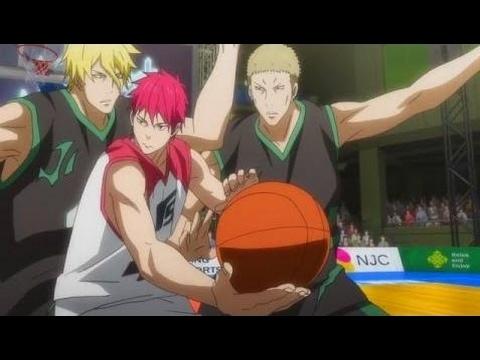Kuroko No Basket: Last Game「AMV」- Save Me