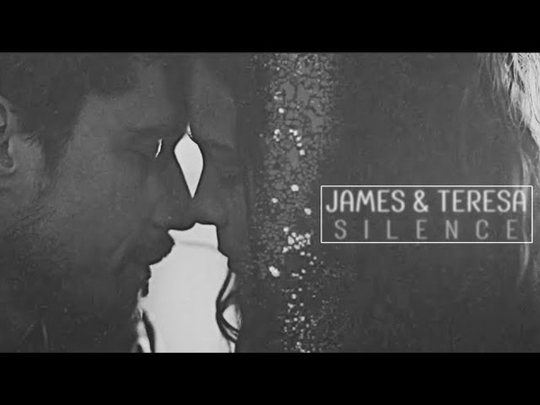 James teresa | I found peace in your violence.