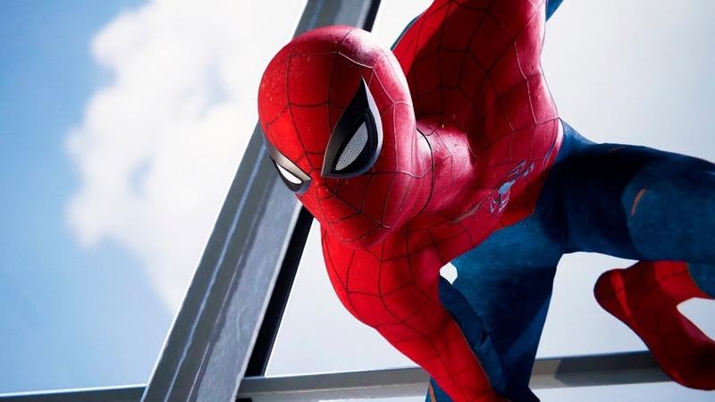 Marvel's Spider-Man — Русский сюжетный трейлер игры (Субтитры, 2018)