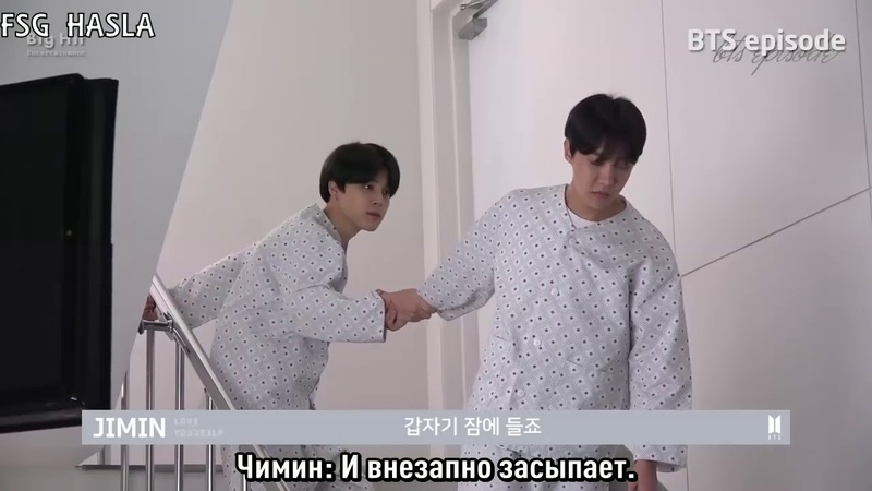 30 мая 2018 г.[RUS SUB][EPISODE] BTS 'Euphoria - Theme of LOVE YOURSELF 起 Wonder' Shooting