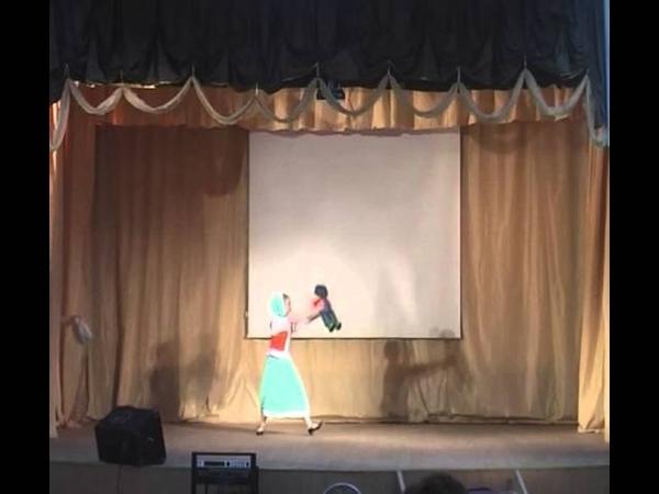 Образцовый хореографический коллектив Ивушка 10 12 лет с Фершампенуаз