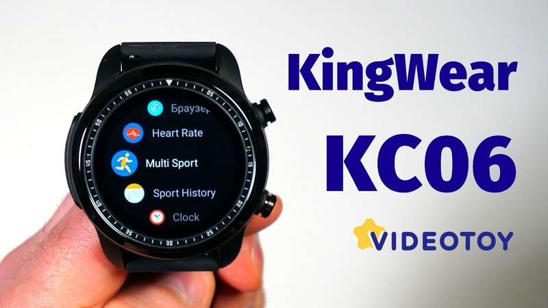 Смарт часы KingWear KC06 Android Smartwatch