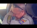 After 37 years, trooper makes emotional final radio call