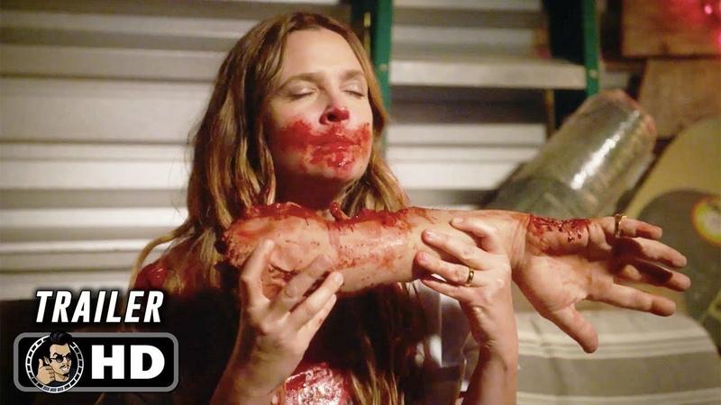 SANTA CLARITA DIET Official Season 3 Announcement HD Drew Barrymore Series