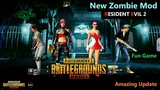 Hindi PUBG Mobile New Zombie Mod RESIDENT EVIL 2 Update Gameplay