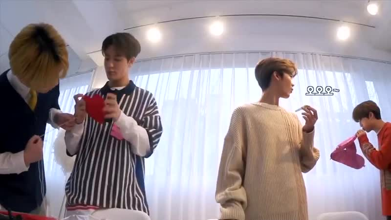 Jisung vs balloon