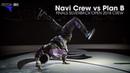 Navi Crew vs Plan B [crew finals] .stance Silverback Open 2018 - udeftour