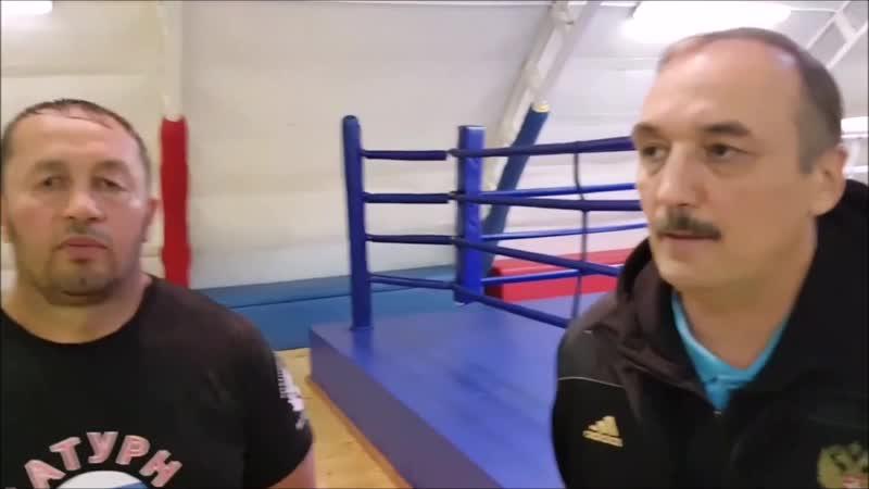 История турниров по боксу КУБОК И.А. КНЯЗЕВА (с 1-го по 6-ой) .