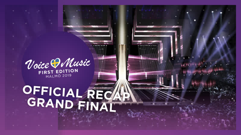 Official Recap of All Songs - Voice Music 1 - Grand Final