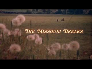 Излучины миссури / the missouri breaks 1976