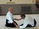 Komyokan Aikido Ezra Shihan Suwariwaza kokyu-ho variation