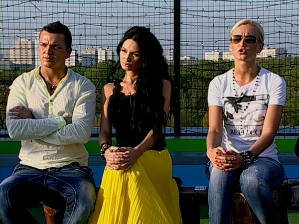 ДОМ-2 Город любви 2925 день Вечерний эфир (13.05.2012)