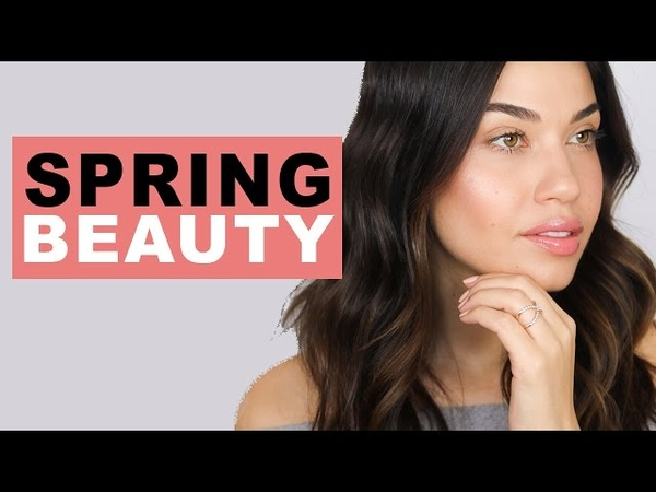 SPRING MAKEUP TRENDS No Makeup Makeup Nude Matte Lip Eman