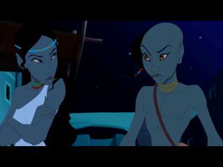 Принцесса солнца / la reine soleil (2007, франция) филипп леклерк (мультфильм, история) 720