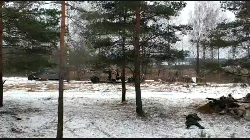 плацдарм Невский пяточок 06.12.2018