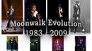 Michael Jackson - Moonwalk Evolution 1983 - 2009