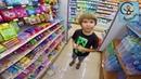 Манкиту Милан и Артём покупают необычные тайские сладости. МанкиТайм