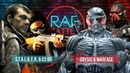 Рэп Баттл 2x2 - S.T.A.L.K.E.R. Counter-Strike: Global Offensive vs. Warface Crysis