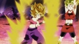 Kale and Caulifla vs Pride Troopers ENGLISH DUB - Dragon Ball Super Episode